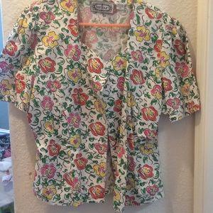 Ladies bonjour blouse 20w